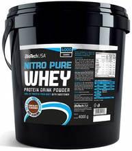 BioTech Nitro Pure Whey Gold 4000 g