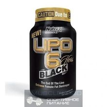 Nutrex Lipo-6 black hers 120 саps