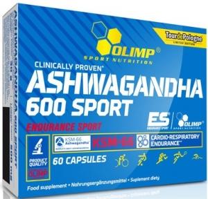 Ashwagandha 600 Sport (60 капс)