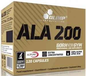 ALA 200 (120 капс)