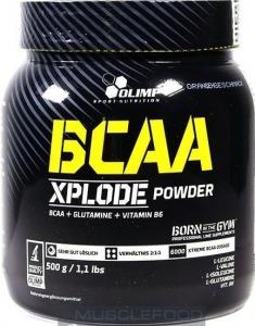 BCAA Xplode (500 гр)