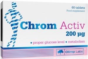 Chromium Active (60 таб)