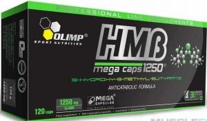 HMB 1250 Mega Caps (120 капс)