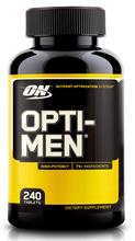 Optimum Nutrition Opti-Men (USA) 240 tab