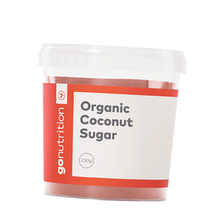 GoNutrition Organic Coconut Sugar 250 g