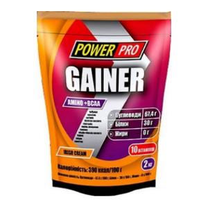 Power Pro Gainer 2000 g