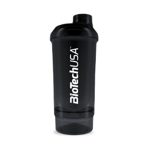 Wave+ Compact shaker 500ml (+150ml)