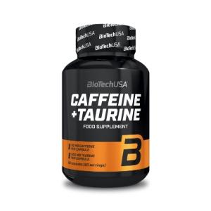 Caffeine + Taurine (60 капс)