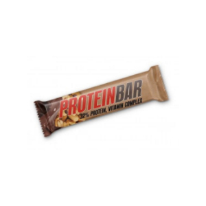 Бат. Power Pro Protein Bar з арахісом та карамеллю (60г)