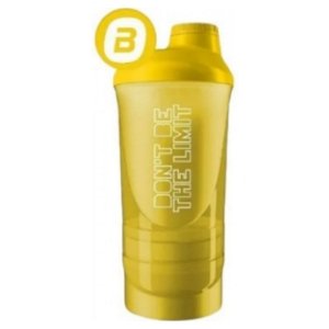 """Shaker Wave+ """"Don't be the Limit"""" 600ml(+350ml)"""