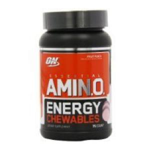 Optimum Nutrition Amino Energy Chewables 75 count