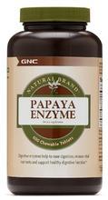 GNC Papaya Enzyme 600 tabs