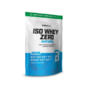 Iso Whey Zero natural (500 гр)
