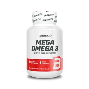 Mega Omega 3 ( 90 caps)