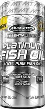 MuscleTech Platinum Fish Oil 100 caps