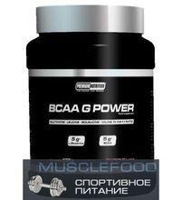 Premium Nutrition BCAA G Power 500 g