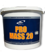 Pro nutrition Pro Mass 20 6000 g