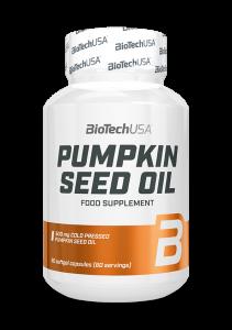Pumpkin Seed Oil (60 caps)