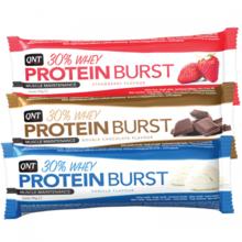 QNT Protein Burst bar 70g