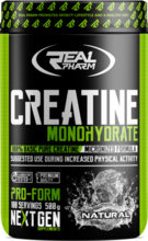 Real Pharm Creatine Monohydrate Powder 500 g