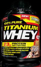 SAN 100% Pure Titanium Whey 2270 g