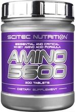 Sсitec Nutrition Amino 5600 200 tab
