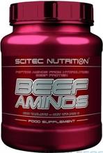 Scitec Nutrition Beef Aminos 500 tabs