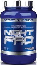 Scitec Nutrition Night Pro 900 g