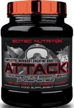 Scitec Nutrition Attack 320 g