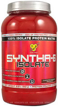 BSN Syntha 6 Isolate 912 g