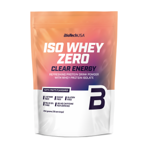 Iso Whey Zero Clear Energy (454 гр)