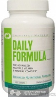 Universal Nutrition Daily Formula 100 tab