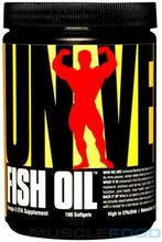 Universal Nutrition Fish Oil 100 Softgels