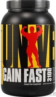 Universal Nutrition Gain Fast 3100 1100 g