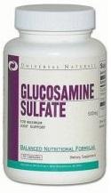 Universal Nutrition Glucosamine Sulfate 50 caps