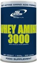 Pro Nutrition Whey Amino 3000 300 tab