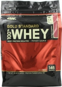 Gold Standard 100% Whey Protein (4540 гр)