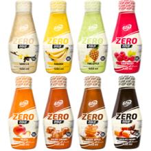 6pak Nutrition Syrup ZERO 400 ml