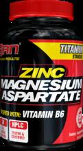 SAN Zinc Magnesium Aspartate 90 caps