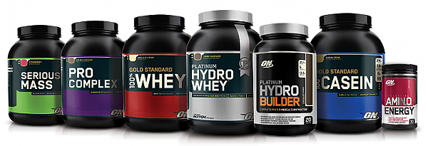 Optimum Nutrition Soy Pro